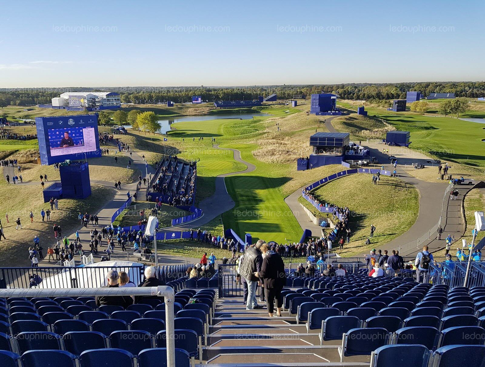 One Nation Paris Outlet, very close to Golf National, 2018 Ryder Cup Venue