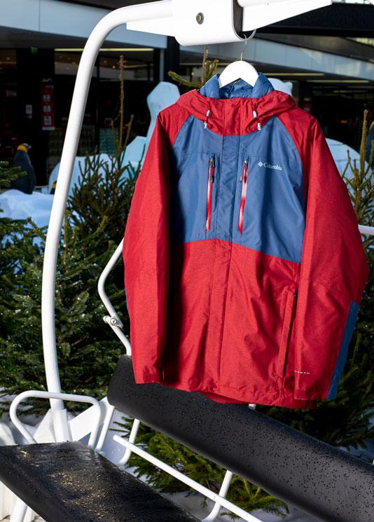 Les soldes d'hiver outdoor, les meilleures marques au meilleur prix, centre commercial outlet